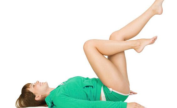 Вежби за стегнати и секси нозе