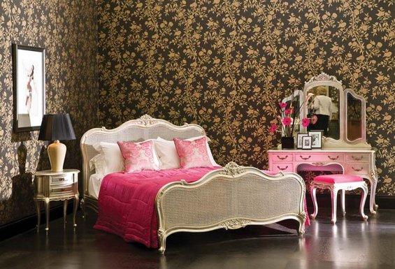 Креативни идеи за уредување розови соби