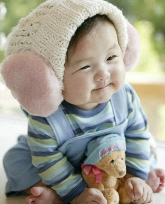Најбуцкастите детски обравчиња