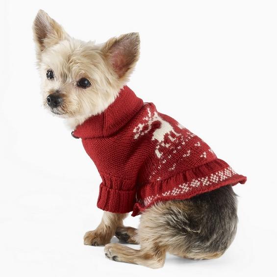 Стиска облека и аксесоари за кучиња од Ралф Лорен