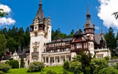 (0) Дворецот Пелес - феноменална архитектура сместена во прекрасна природа