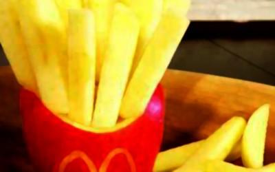 Најздравиот помфрит од Мекдоналдс