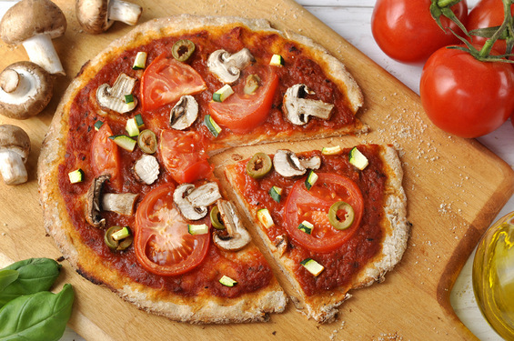 Како да направите здрава пица?