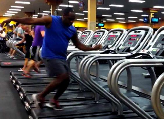 Како се танцува на лента за трчање?