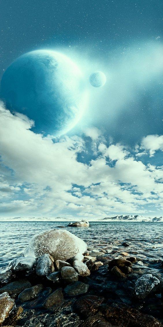 Неверојатни пејзажи од фантазиите