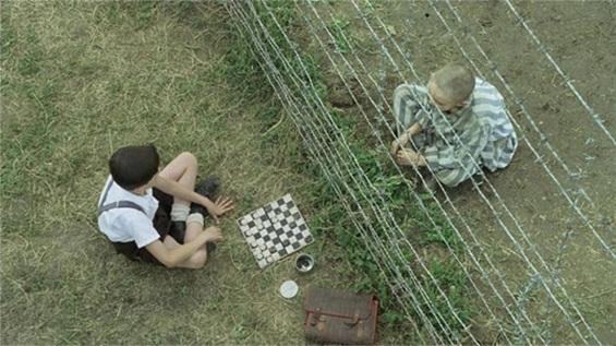 Момчето во пижами на риги - Џон Бојн