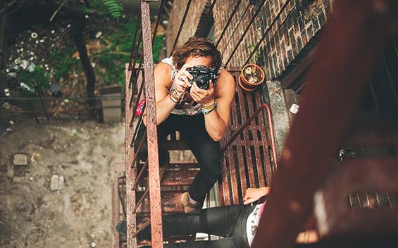 Патувај, уживај во животот и фотографирај