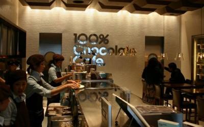 100% чоколадно кафуле