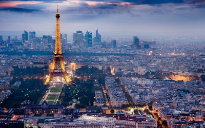 Погледнете ги сите убавини на Париз во помалку од три минути