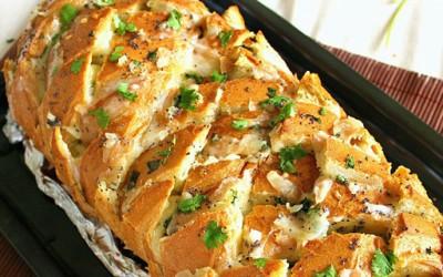Превкусен полнет леб