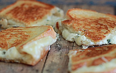 Топено сирење во лепче