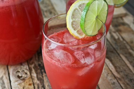 Лимонада со лубеница