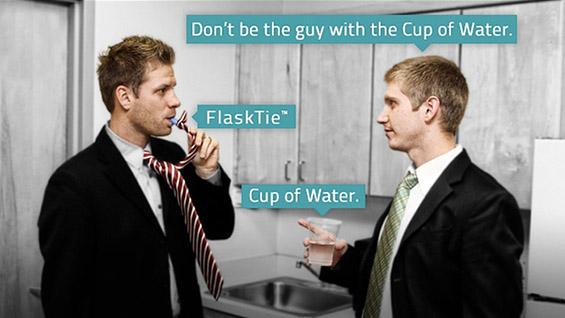 (1) Плоска скриена во вратоврска – зашто пиењето на работа не е баш лесно изводливо ;)