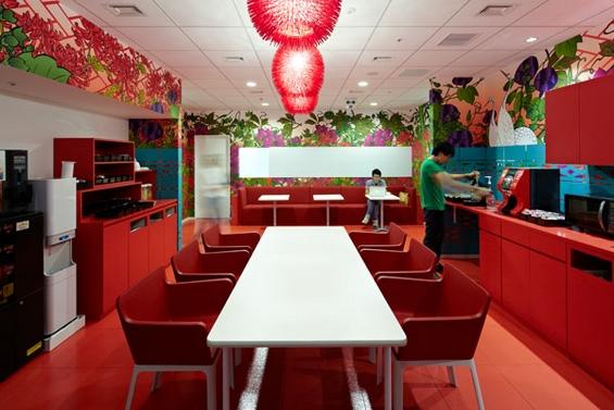 """(12) Канцелариите на """"Гугл"""" во Токио"""