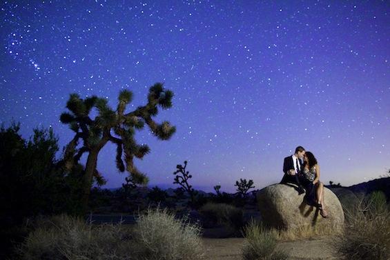 Вереничка фотосесија под ѕвездено небо