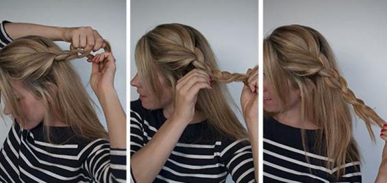 Опуштена тренди фризура во 4 чекори