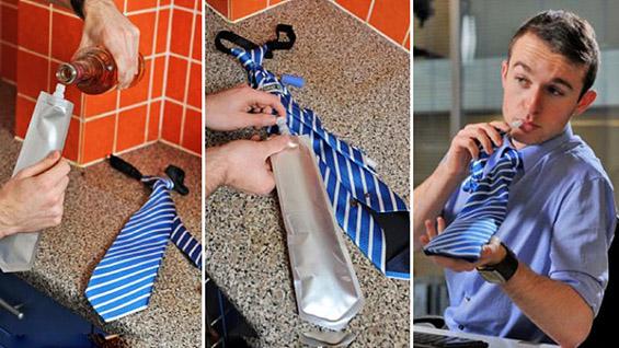 (2) Плоска скриена во вратоврска – зашто пиењето на работа не е баш лесно изводливо ;)