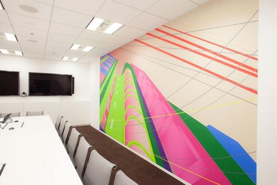 """(21) Канцелариите на """"Гугл"""" во Токио"""
