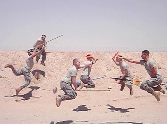 """(3) Магија во армиските редови - војници во """"Хари Потер"""" расположение"""