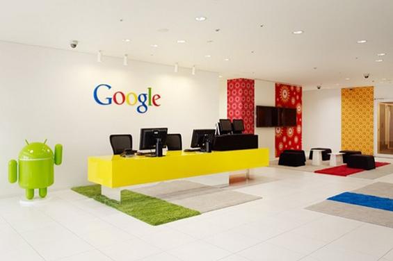 """(4) Канцелариите на """"Гугл"""" во Токио"""