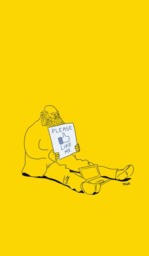 Ултраинтересни илустрации кои ја прикажуваат суровата вистина