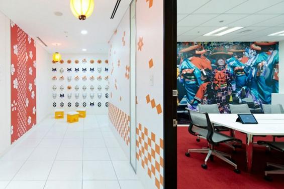 """(9) Канцелариите на """"Гугл"""" во Токио"""