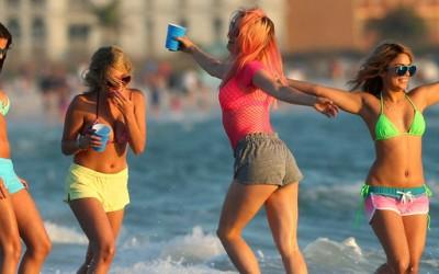 Филм: Девојки на распуст (Spring Breakers)