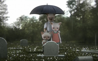 Срцепарателна анимирана приказна за три мали мачиња
