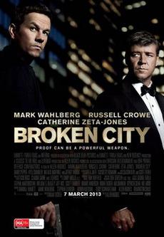 Филм: Уништен град (Broken City)