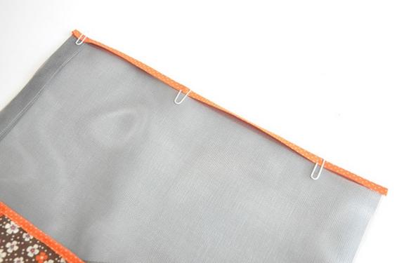 Направете сами: торба за на плажа која не собира песок