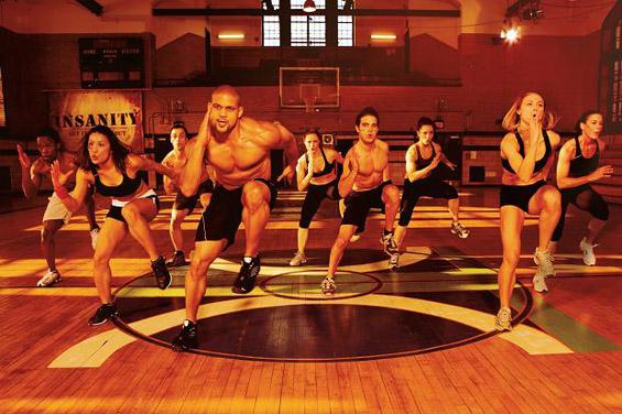 Insanity – ефикасни вежби за брзо топење на масните наслаги