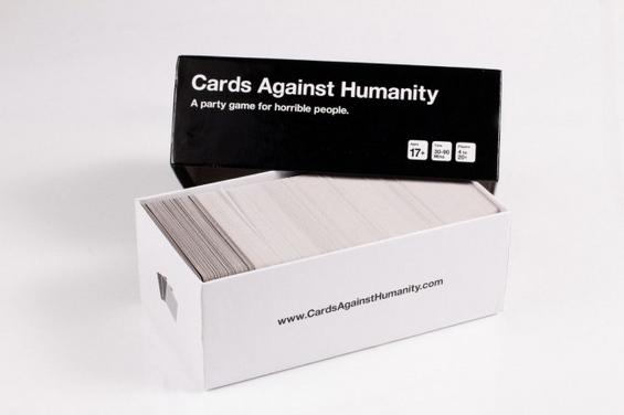 Друштвена игра за ужасни луѓе