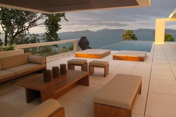 Модерна вила за тропско уживање во Тајланд