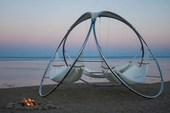 Релаксација на ултра модерни лежалки