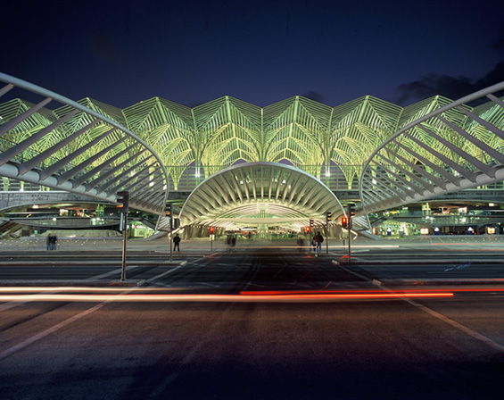 Оригами архитектура