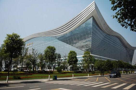 Најголемата зграда во светот
