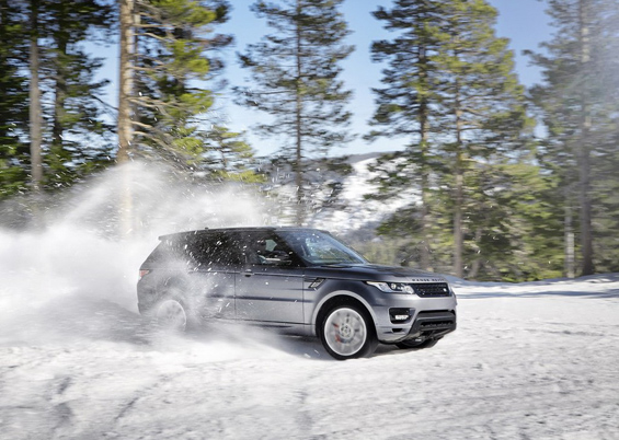 """Прекрасниот """"Range Rover Sport"""" – луксуз, елеганција и удобност"""