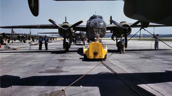 Вивидни фотографии од Втората светска војна