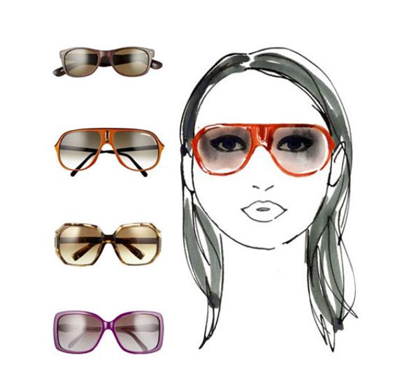 Како да ги одберете совршените очила за сонце?