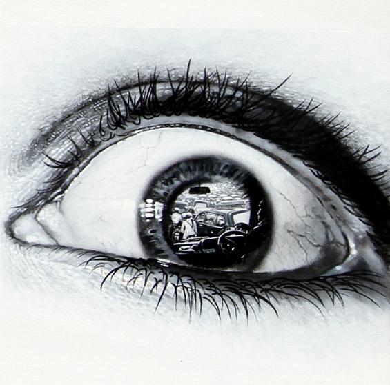 Oчи кои гледаат многу повеќе од сè што е околу нив