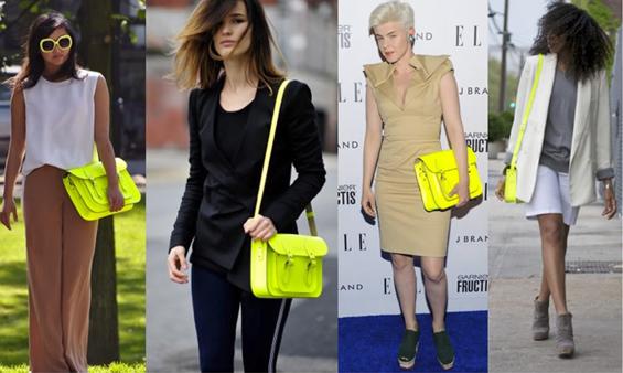 Жежок моден тренд ова лето: неонски бои