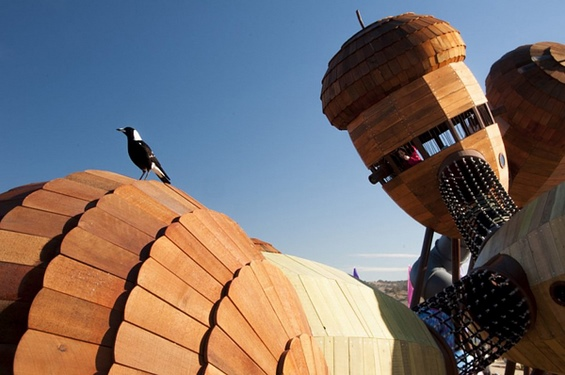 Фантастично детско игралиште во Австралија