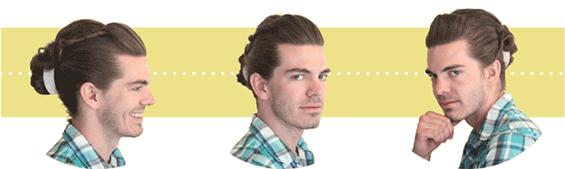 Мажи дотерани со елегантни женски фризури