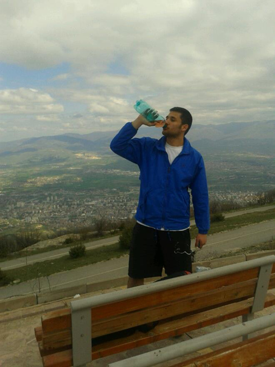 Инспиративна приказна: Виктор Цветиќ, момчето кое ослабнало 70 килограми