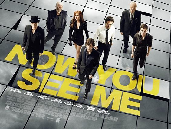 Филм: Голема илузија (Now You See Me)