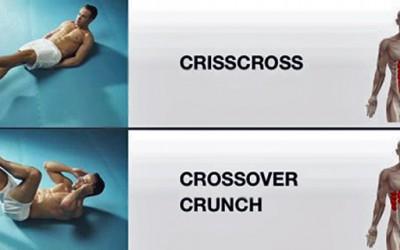 5 вежби за затегнување на различни мускули на стомакот
