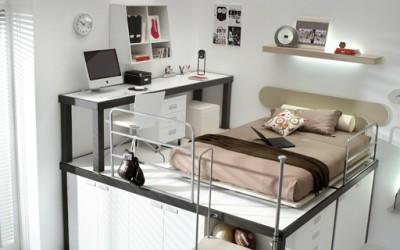 Креативни решенија како да заштедите простор во вашиот мал стан