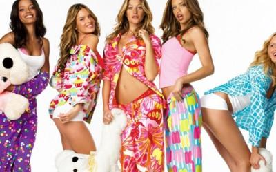 "Прекрасни пижами од ""Victoria's Secret"""