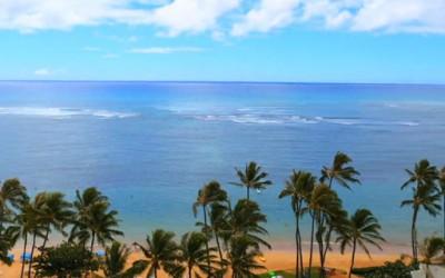 Уживајте во разиграните облаци над Хаваите