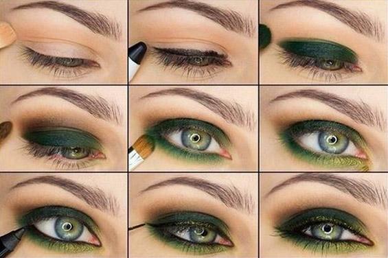 20 мејкап туторијали за беспрекорно нашминкани очи